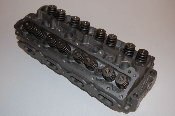 OLDSMOBILE CUTLASS 2.3 LITER QUAD REBUILT CYLINDER HEAD