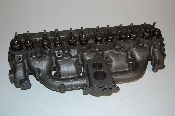 GM CHEVROLET 250 INTEGRATED REBUILT CYLINDER HEAD